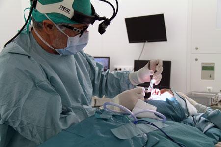 Septoplastia o Corrección Tabique Nasal