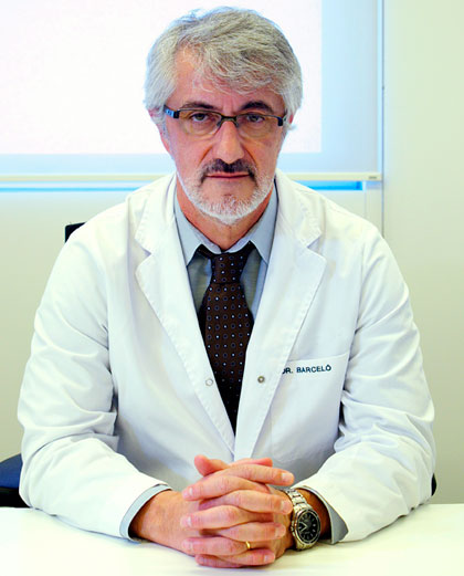 CV Doctor Xavier Barceló Colomer